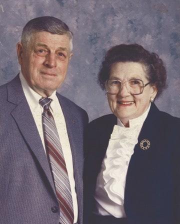 Henry and Elsie Roiger