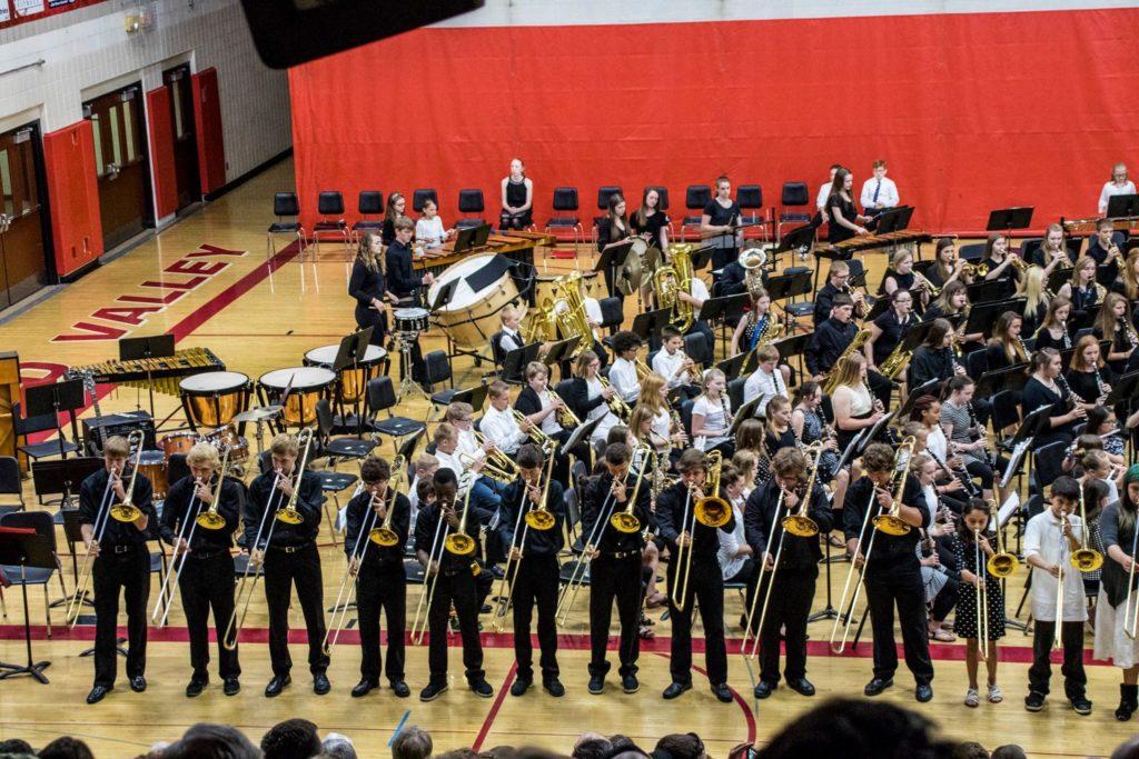 Redwood Area Schools Band